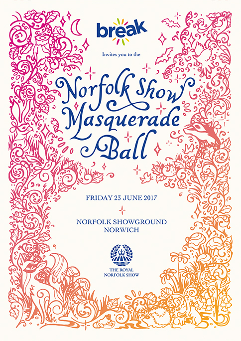 Norfolk Show Ball