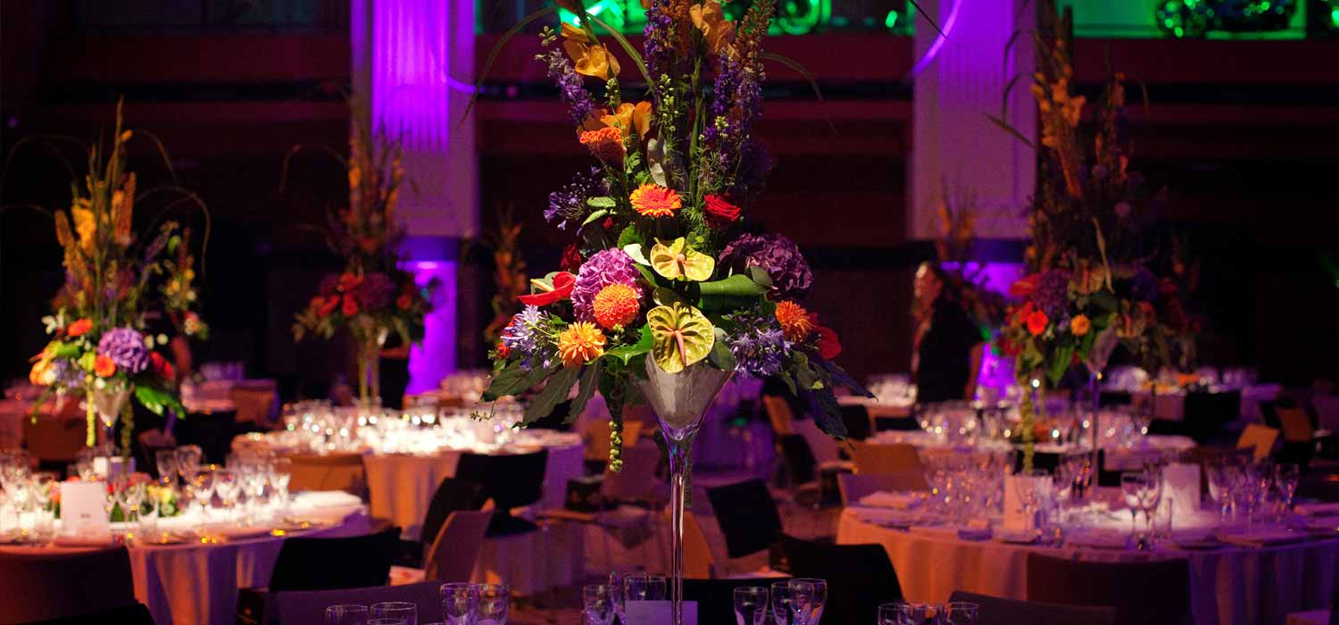 Gala dinners & balls from Softley Events