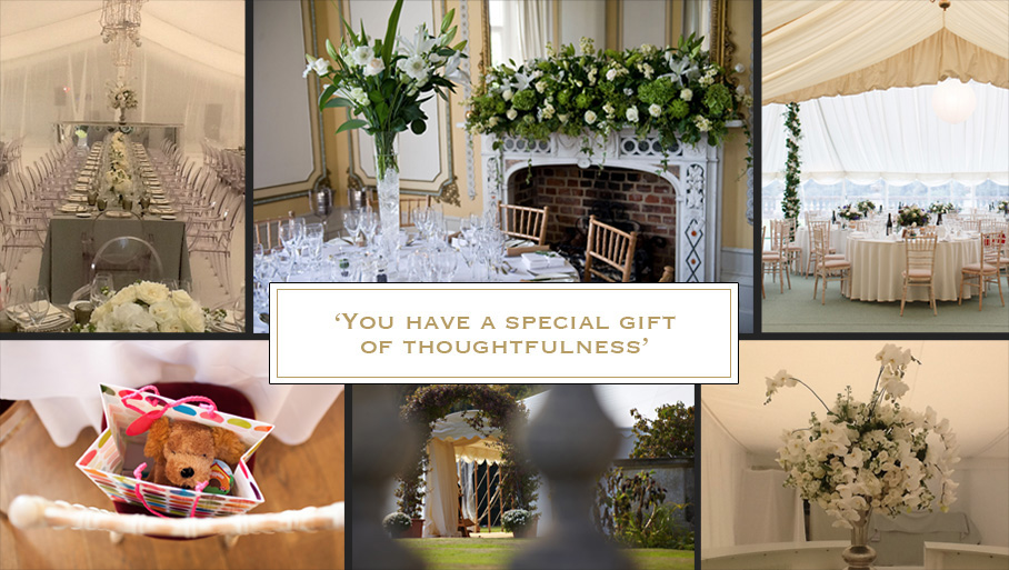 Weddings from Softley Events
