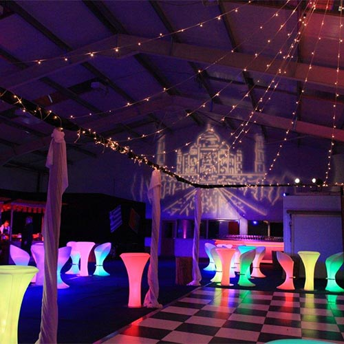 Party celebrations from Softley Events