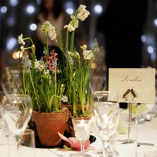 Dinner parties from Softley Events