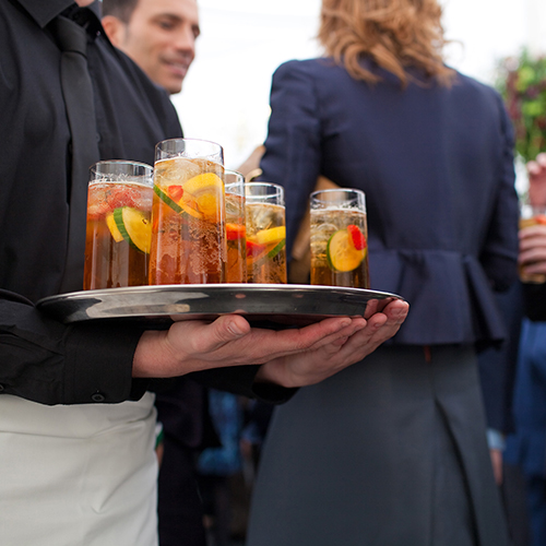 Corporate hospitality from Softley Events