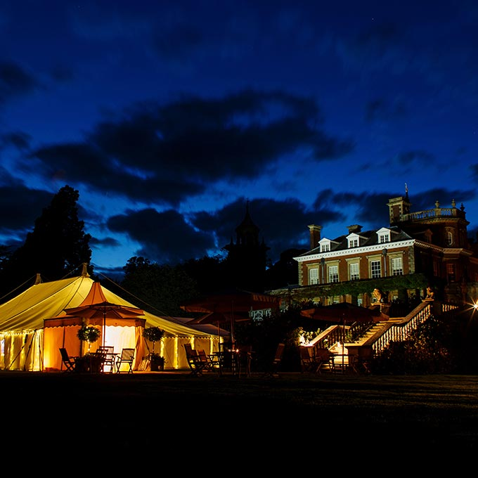 Sennowe Park from Softley Events