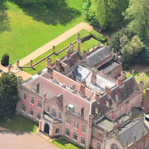 Ketteringham Hall - Softley Events