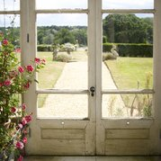 Softley Events - Sennowe Park - Room with a view