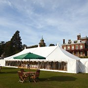 Softley Events - Sennowe Park - Marquee