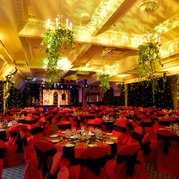 Softley Events - Events - A golden Interior