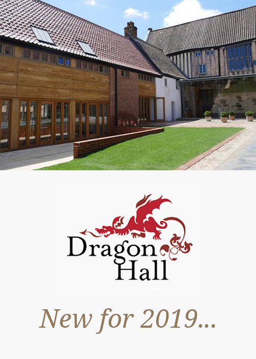 Coming 2019... Dragon Hall