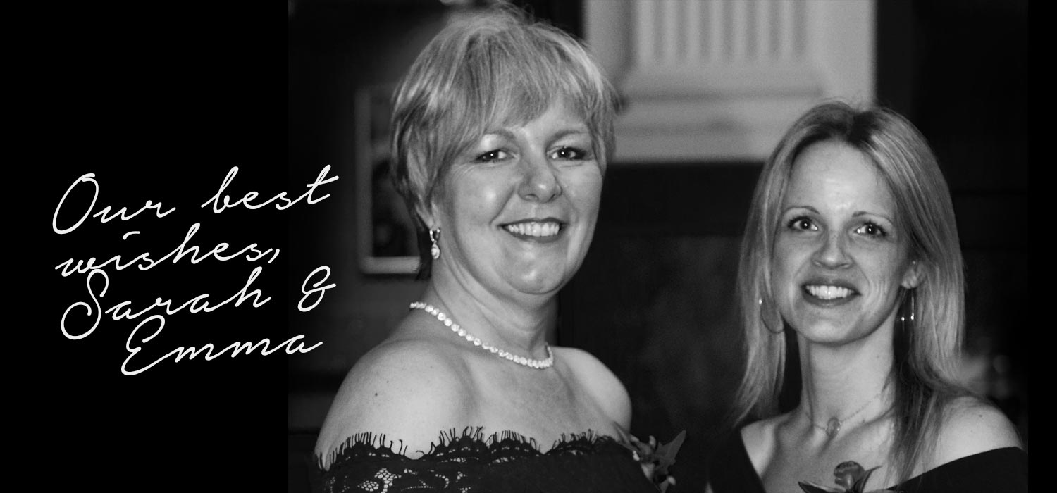 Sarah and Emma - Softley Events
